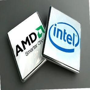 Как сравнить процессоры AMD и Intel