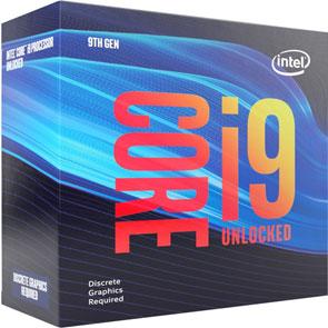 Мощные характеристики процессора Intel core i9