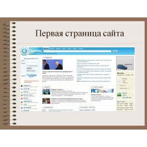 Read more about the article Создание текстов или что писать на главной странице вашего сайта