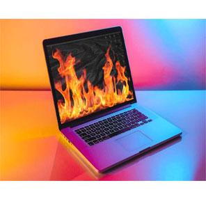Read more about the article Вероятные причины нагрева ноутбука